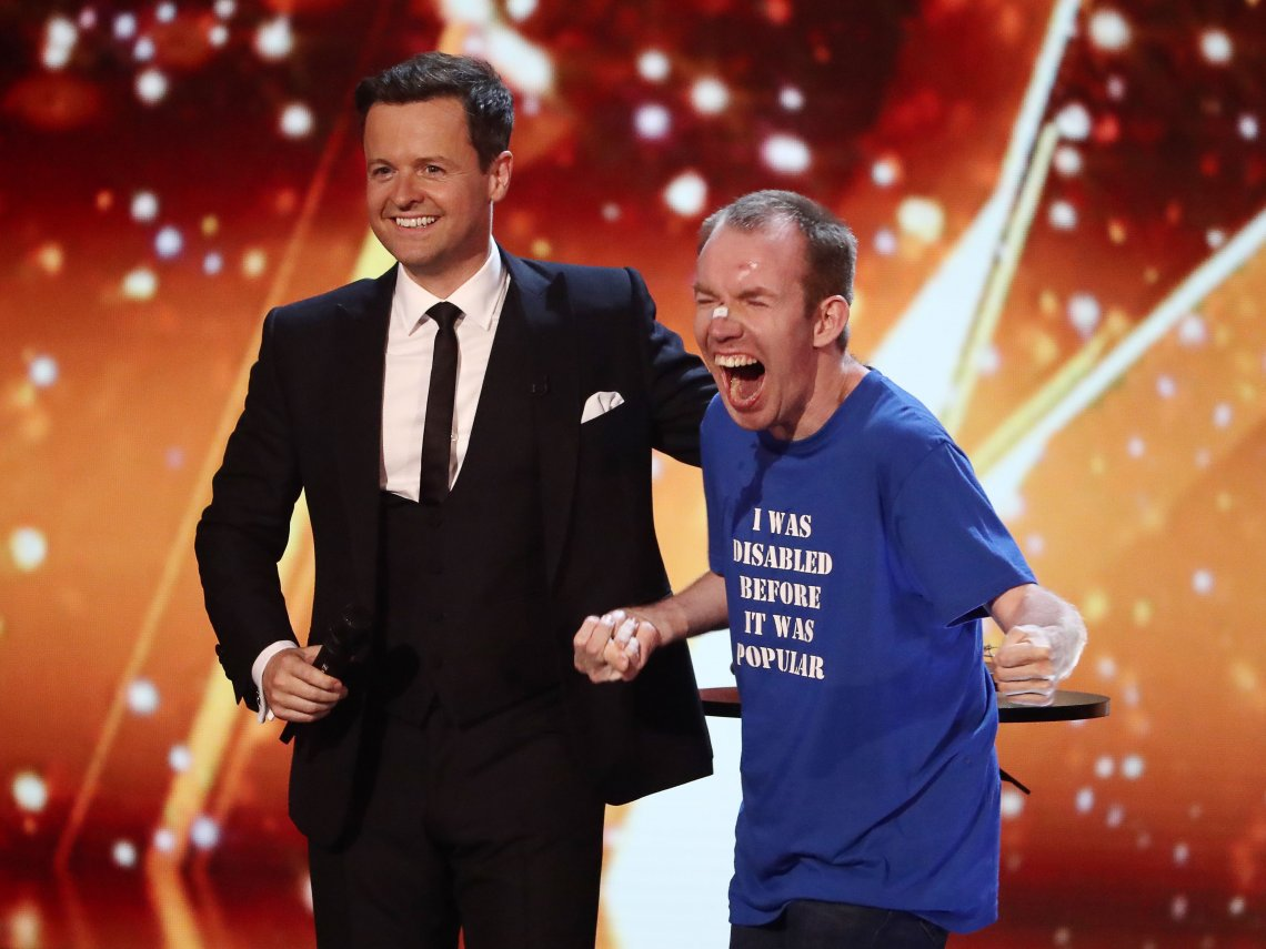Lost Voice Guy wins BGT 2018