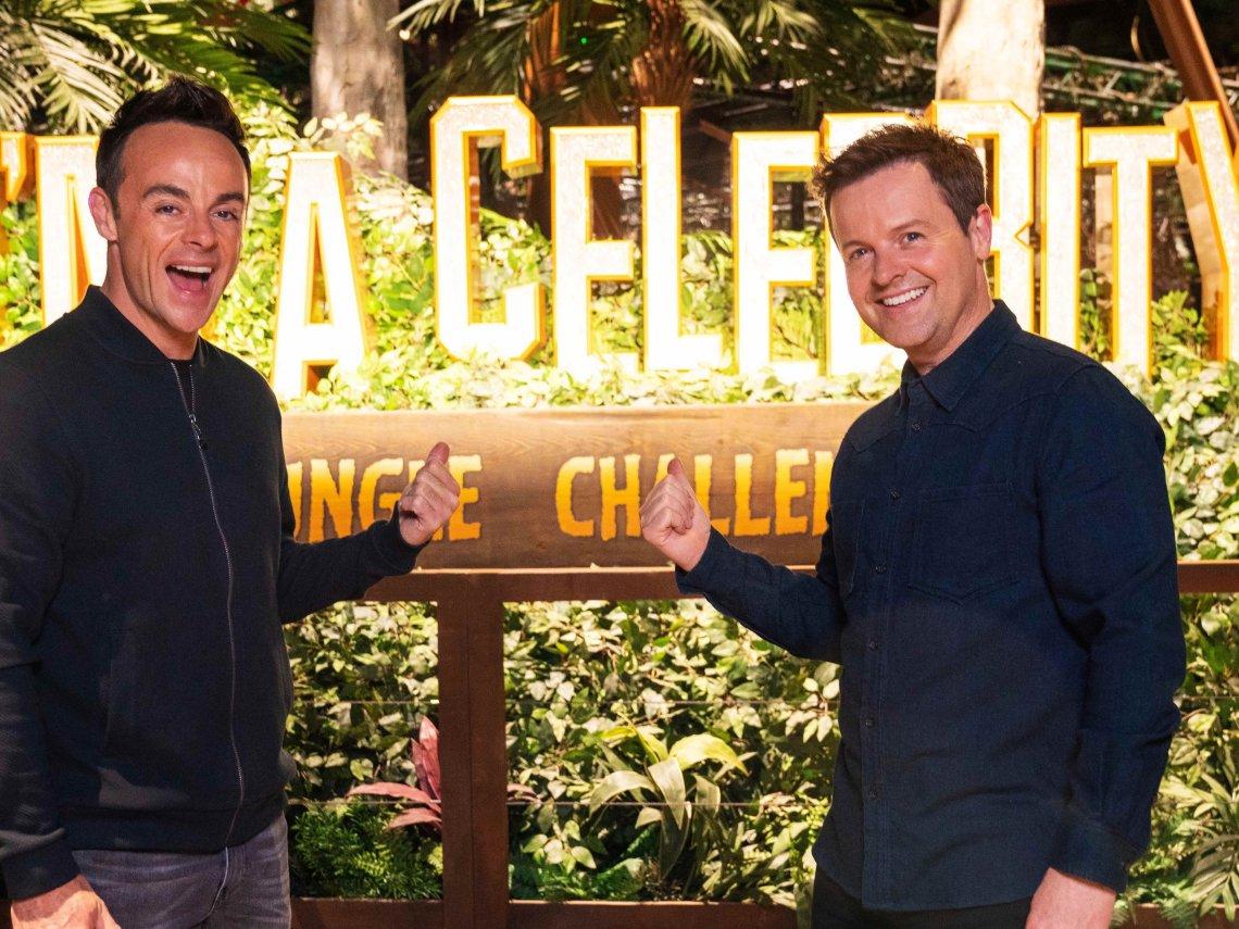 I'm A Celebrity… Jungle Challenge!