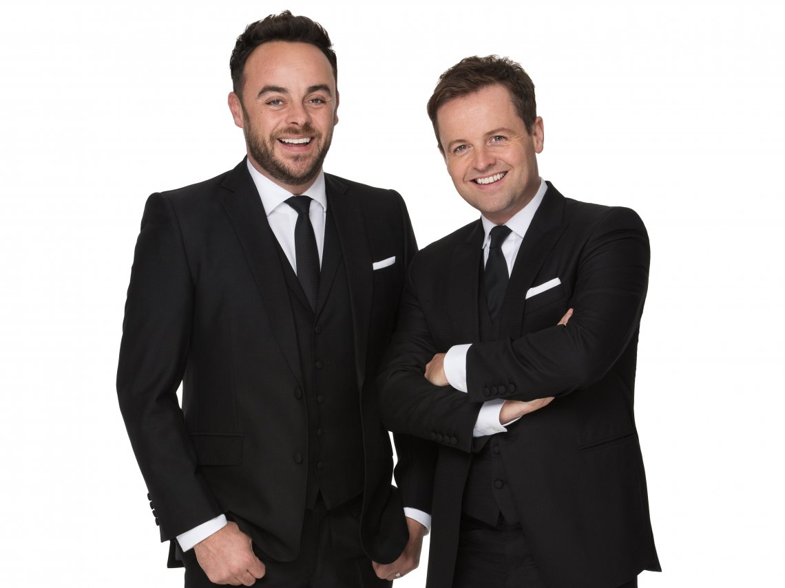 Ant & Dec's TV Choice double whammy!