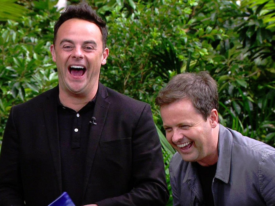 Ant & Dec's best bits of 2015