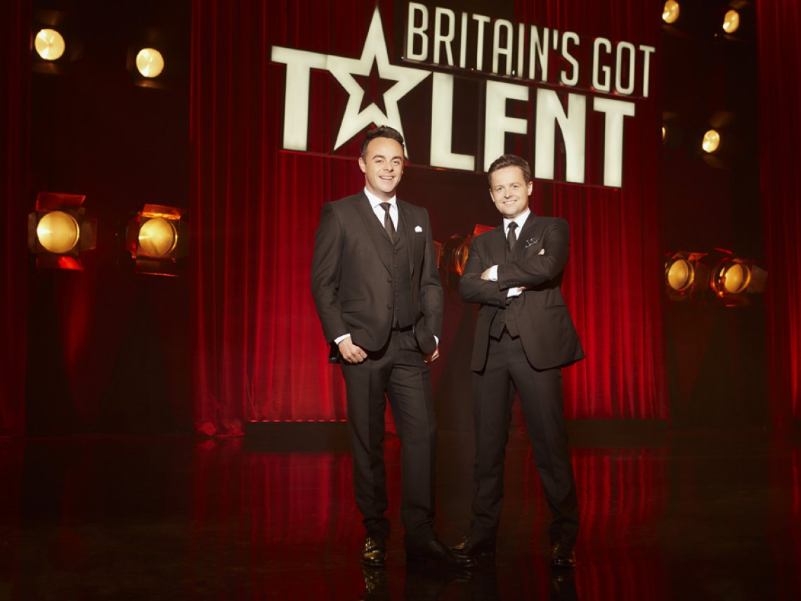 Have YOU Got Talent? Apply now!