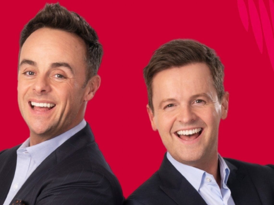 Ant & Dec's Making it in Media
