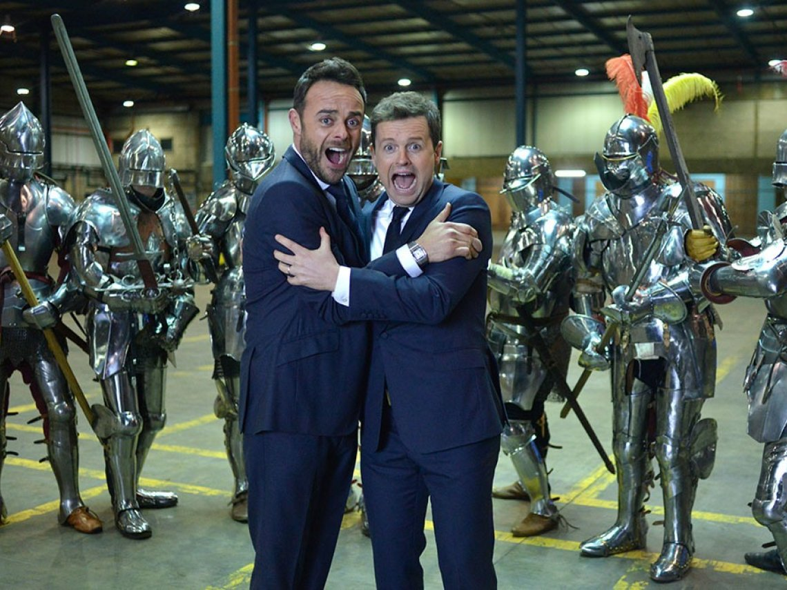 Ant & Dec Present… Saturday Knight Takeaway