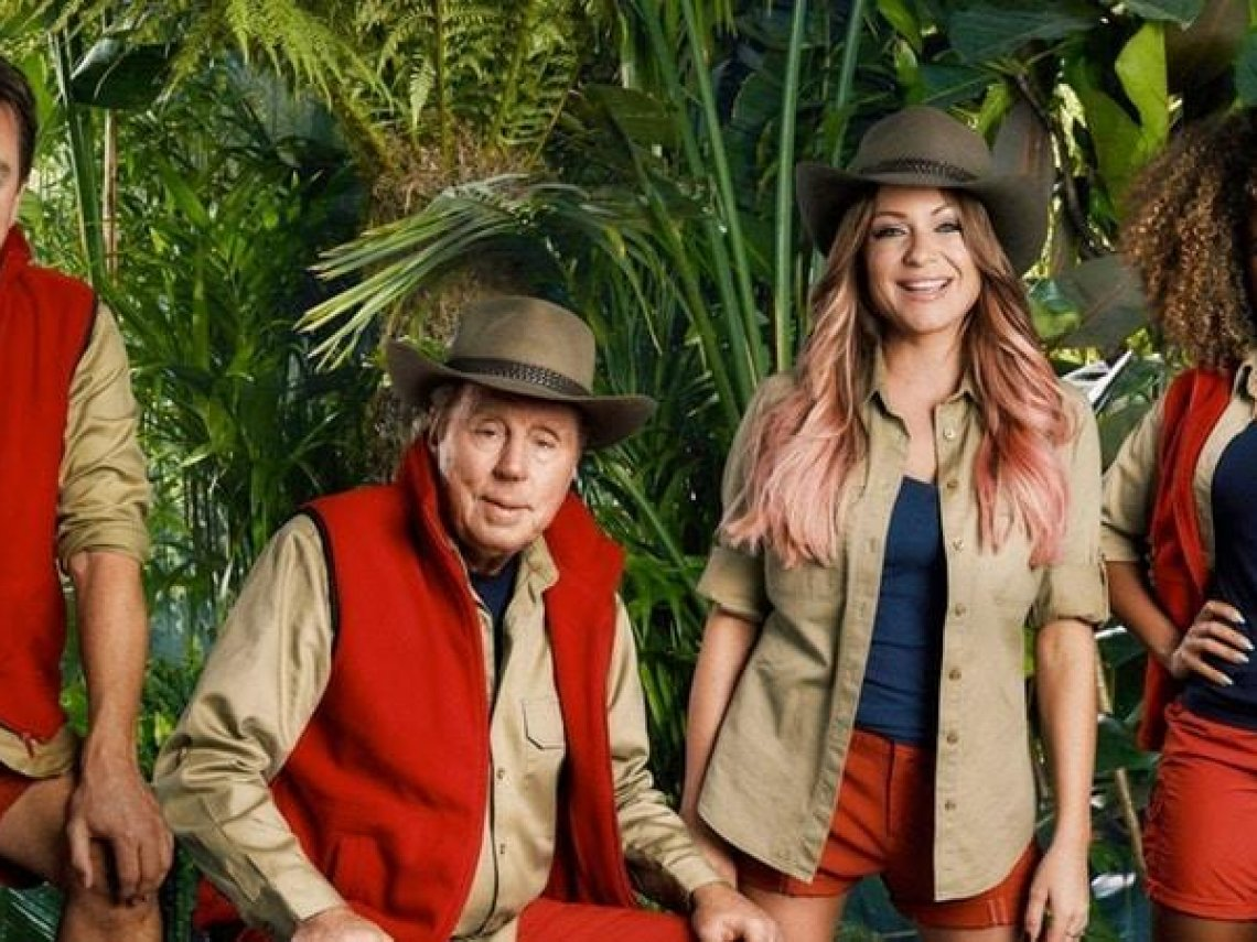 Who is George Shelley? I'm A Celebrity... Get Me Out Of ...
