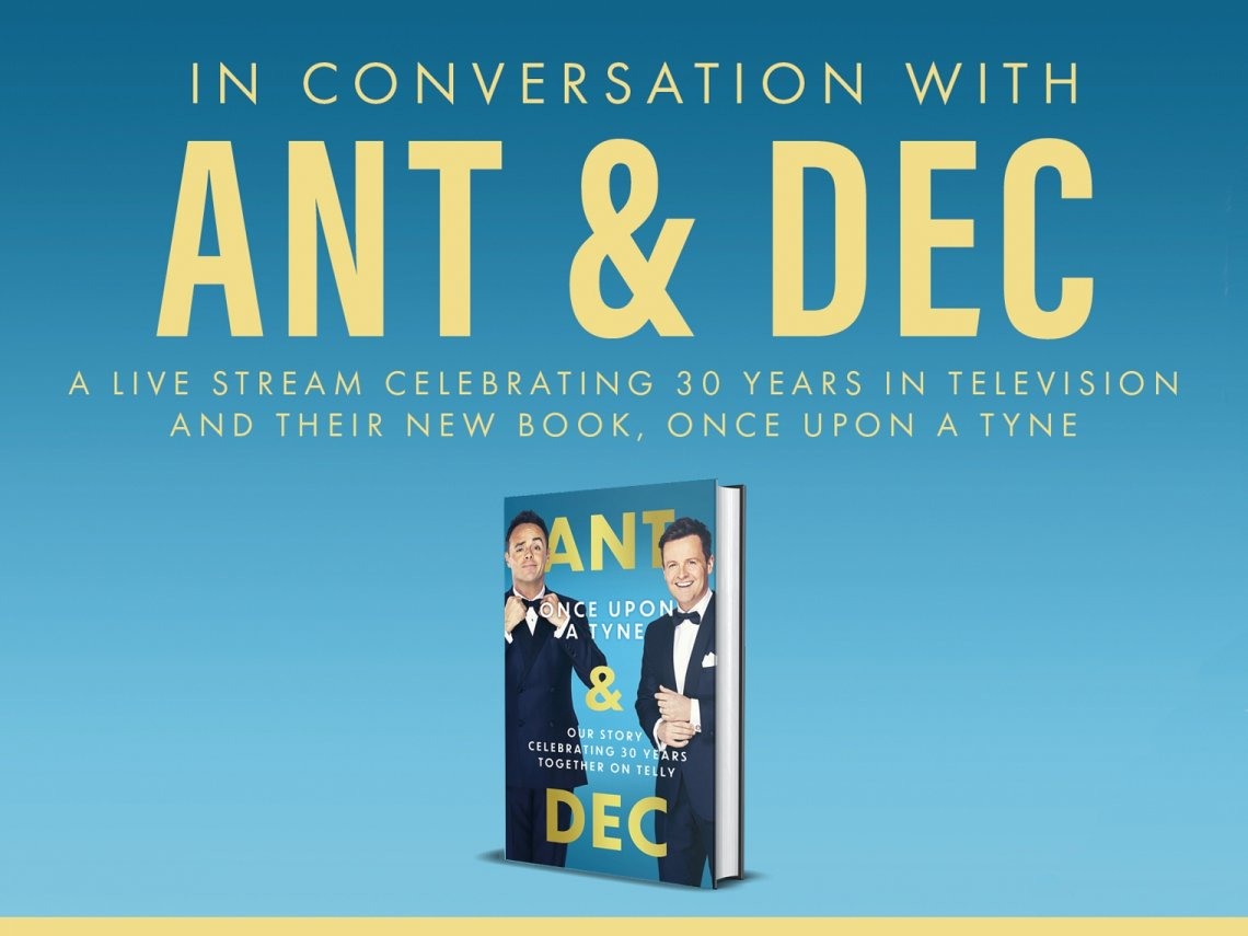 In Conversation With Ant & Dec: Live