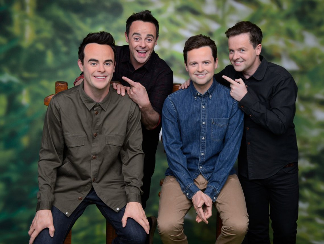 meet ant and dec