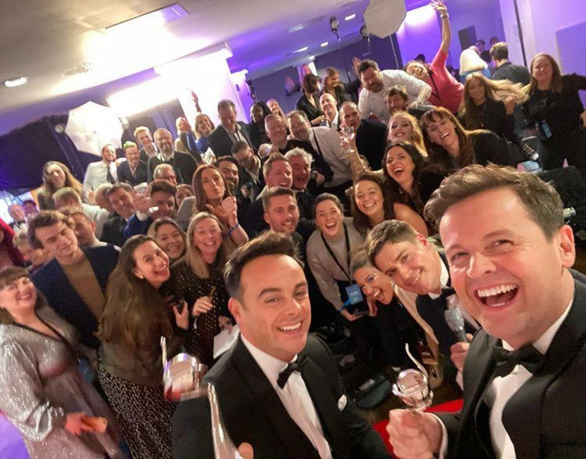 NTAs 2020: A two-trophy triumph for Ant & Dec!
