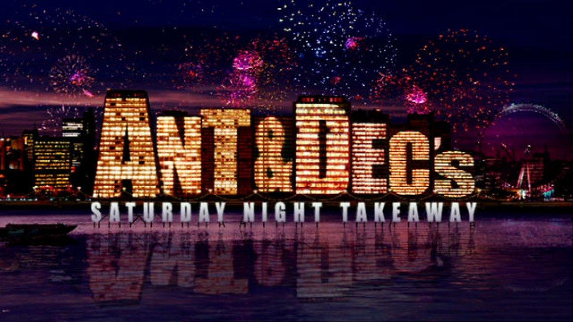 Saturday Night Takeaway is BACK!