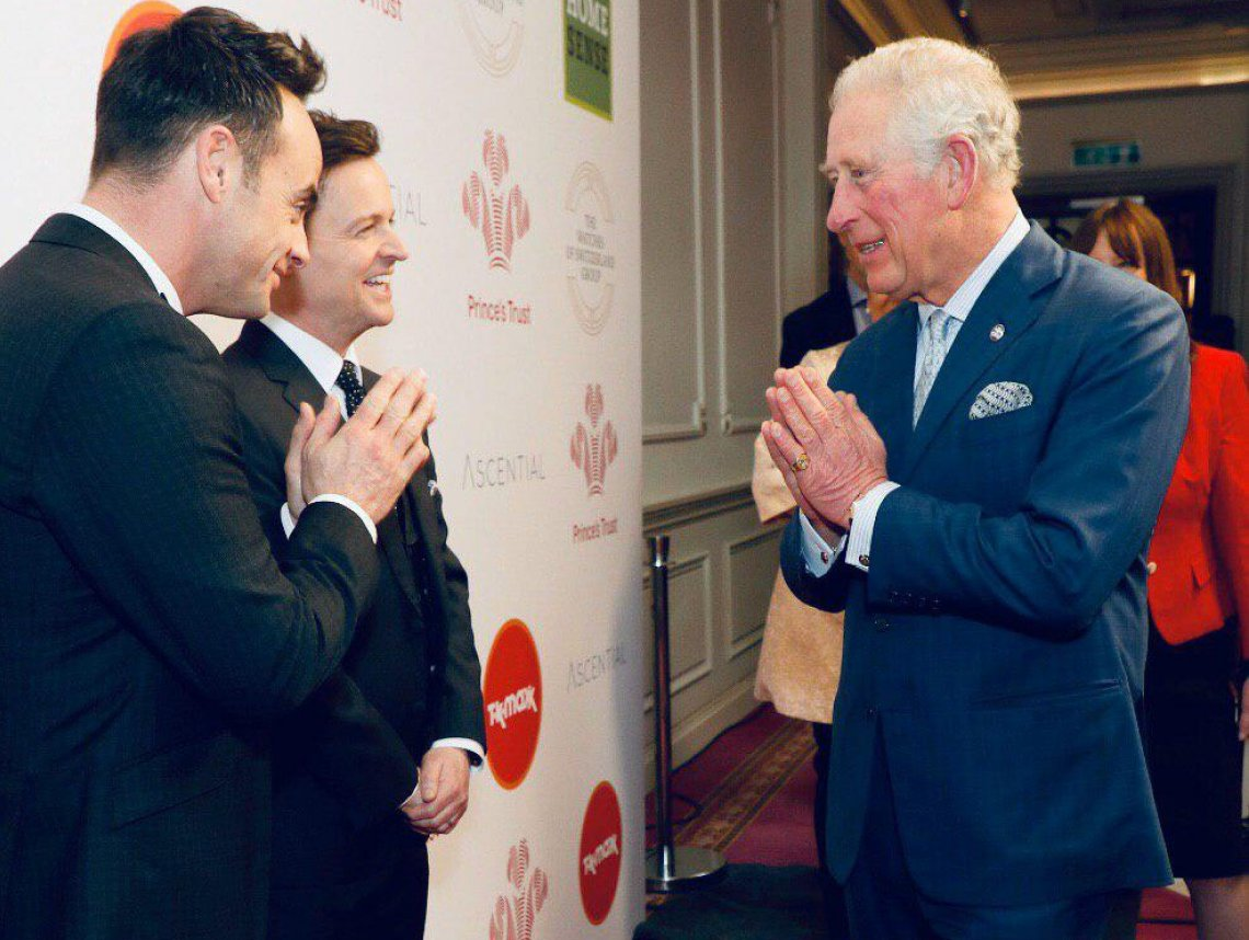 The Princes Trust Awards 2020