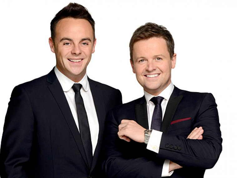 Ant & Dec receive three BAFTA nominations