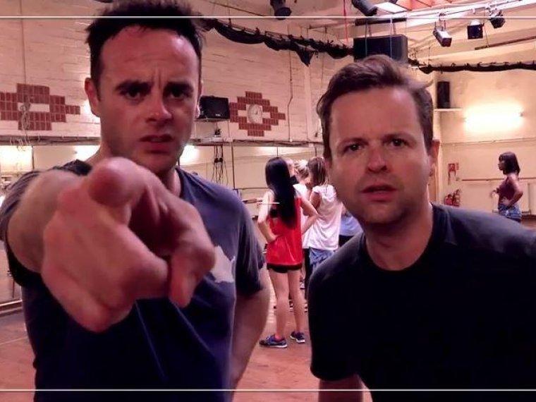 Ant & Dec's Takeaway on Tour: Secret camera special!