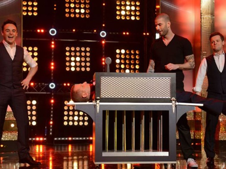 Darcy Oake's Disappearing Act