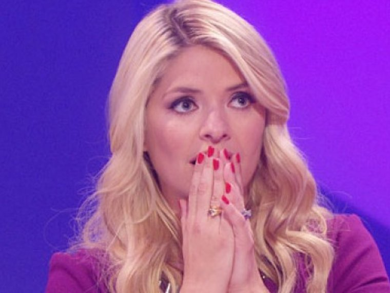 Ant and Dec have a Surprise Surprise for Holly Willoughby