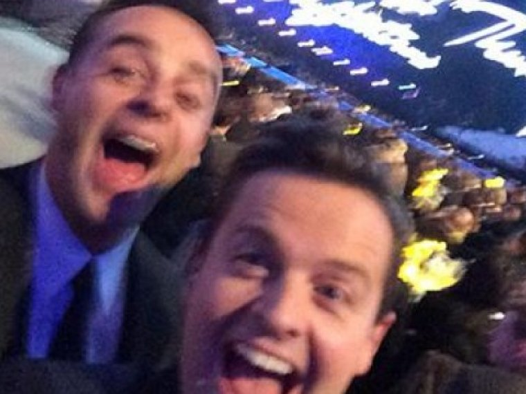Ant & Dec on Twitter