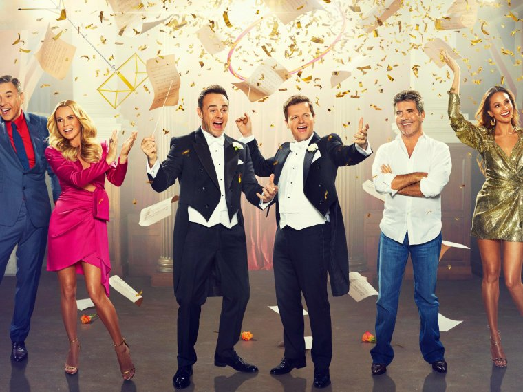 BGT & I'm A Celeb... win at the BAFTAs!