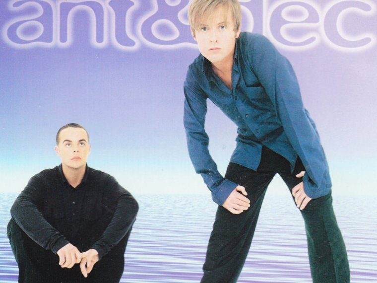 Ant and Dec's blast from the Pop Past