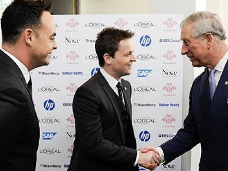 ​Ant & Dec host Princes' Trust tribute