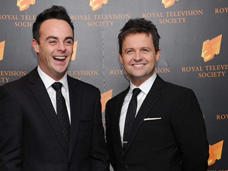Ant & Dec take home another RTS Award!