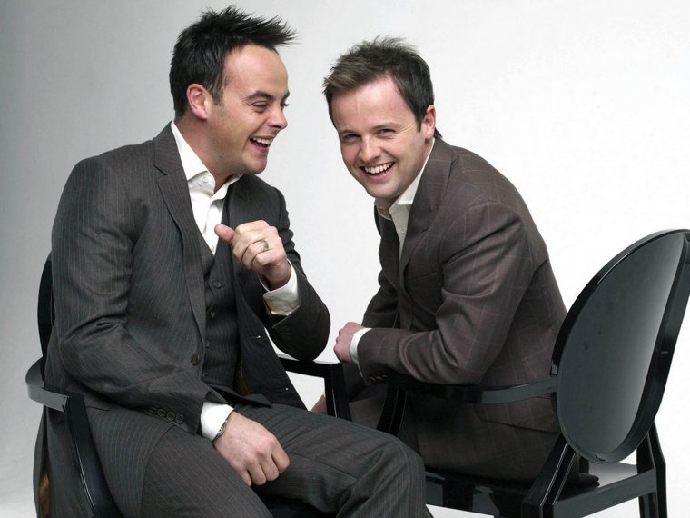 Ant & Dec launch official site!