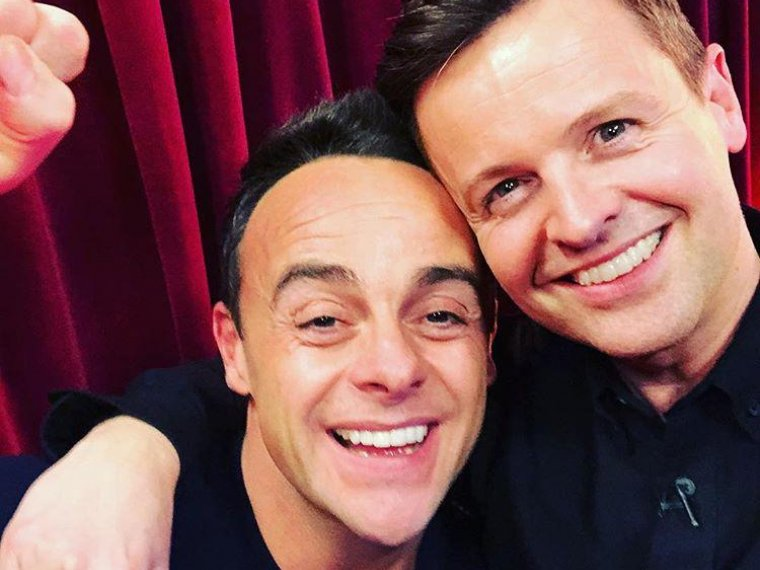 Ant & Dec win 18th NTA!