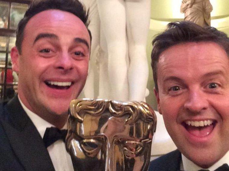 The boys' BAFTA double whammy!