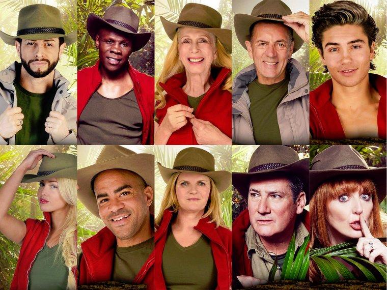 I'm A Celeb 2015: The Celebrities... revealed!