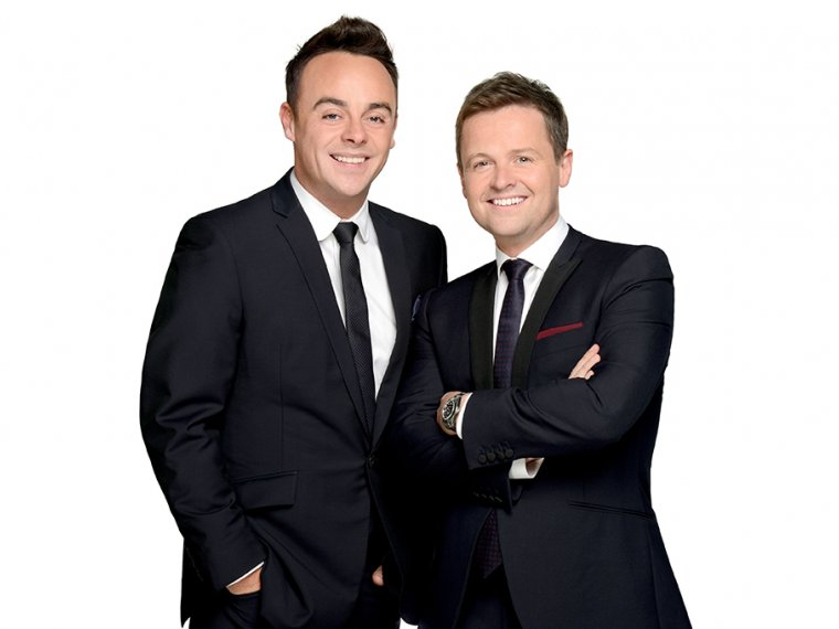 Ant & Dec sign exclusive new three year deal with ITV