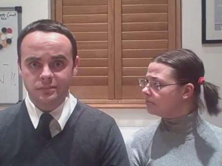 Ant & Lisa?