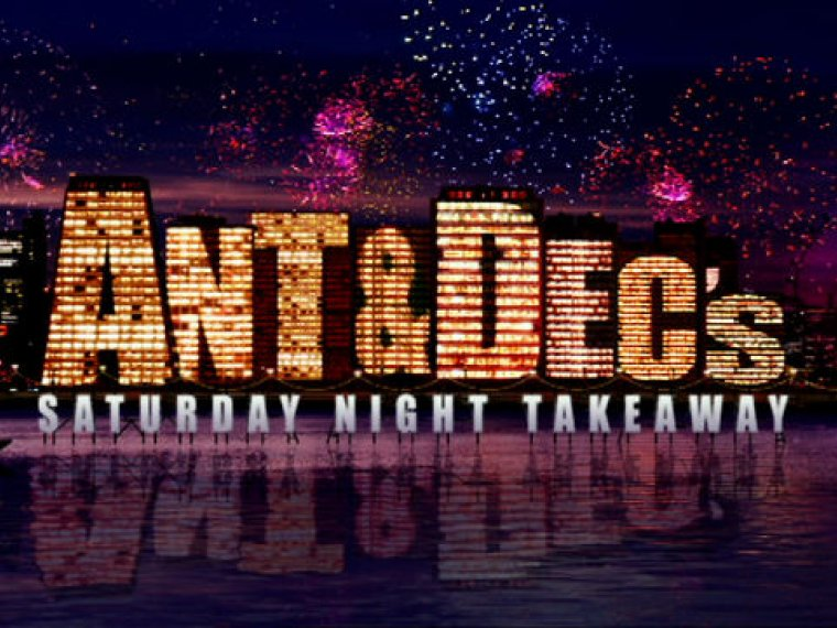 Saturday Night Takeaway is BACK!