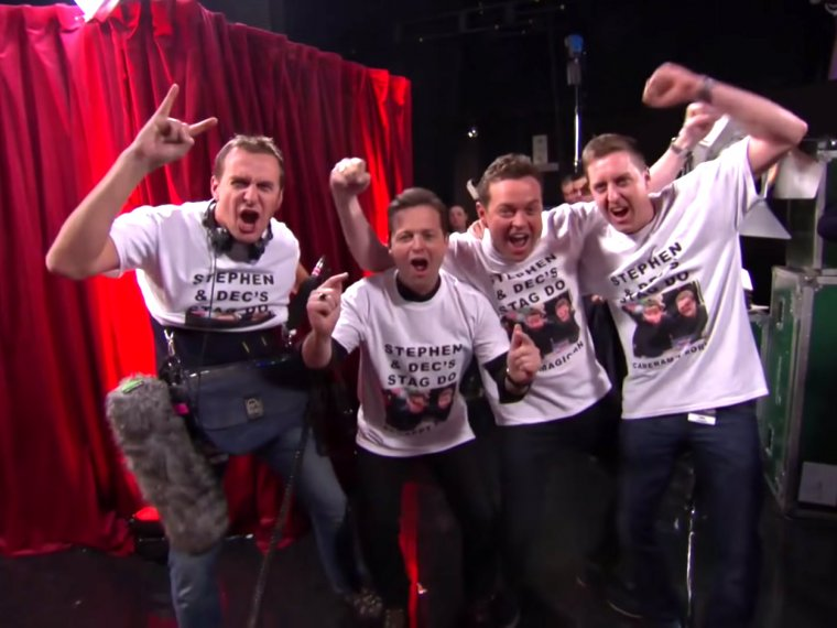 BGMT is back! And Stephen's planning a wedding