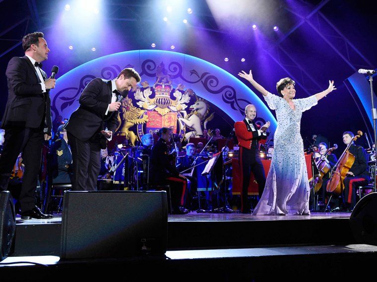 Ant & Dec host The Queen's 90th Birthday Celebration