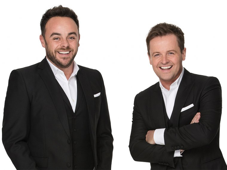 Ant & Dec Takeaway a TRIC Award!