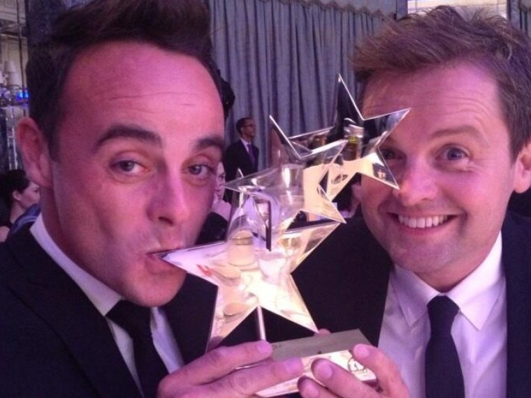 TV Choice award double!