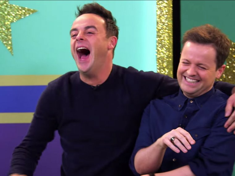 Will Ant and Dec crumble under pressure?