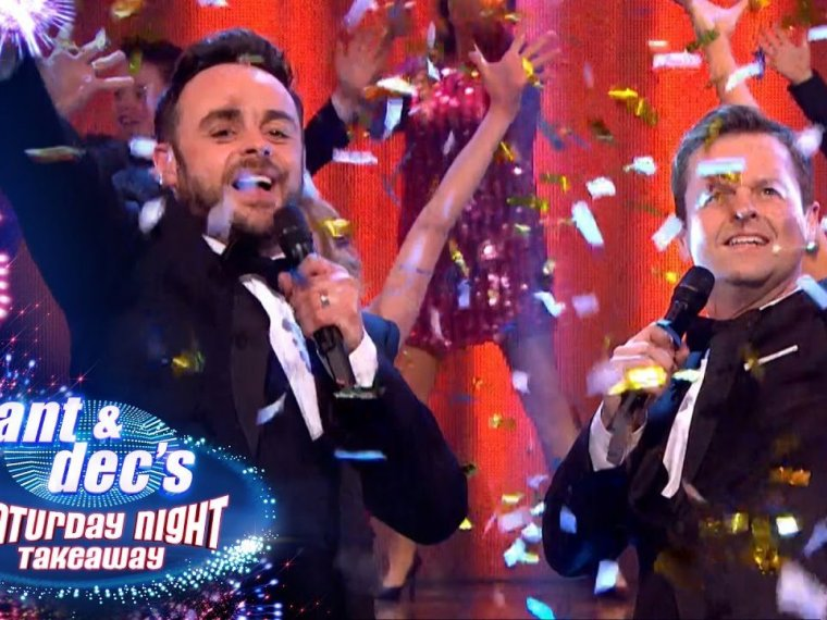 It's Ant & Dec - The Musical!