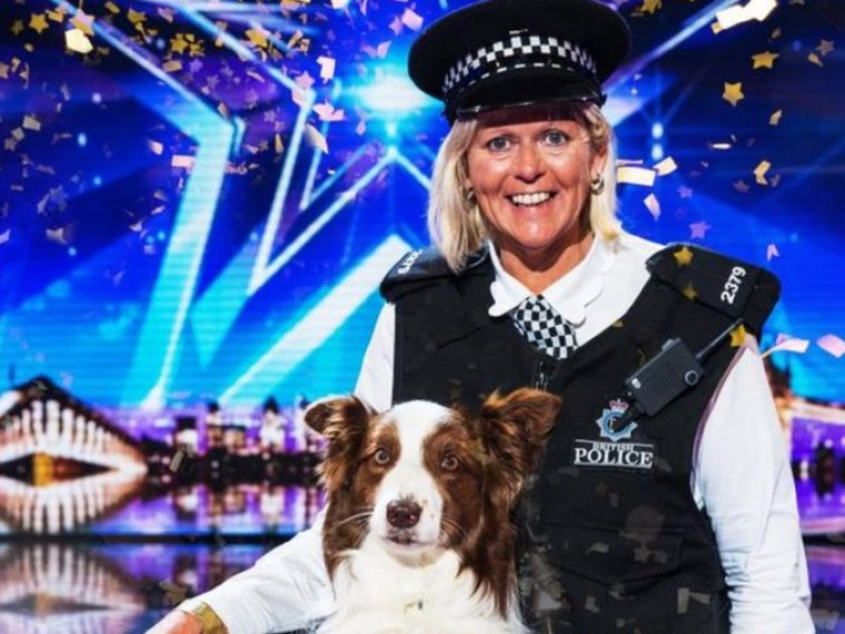 Jules and Matisse win BGT 2015!