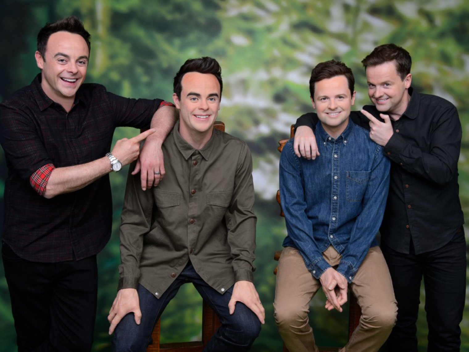 Ant & Dec meet their match...