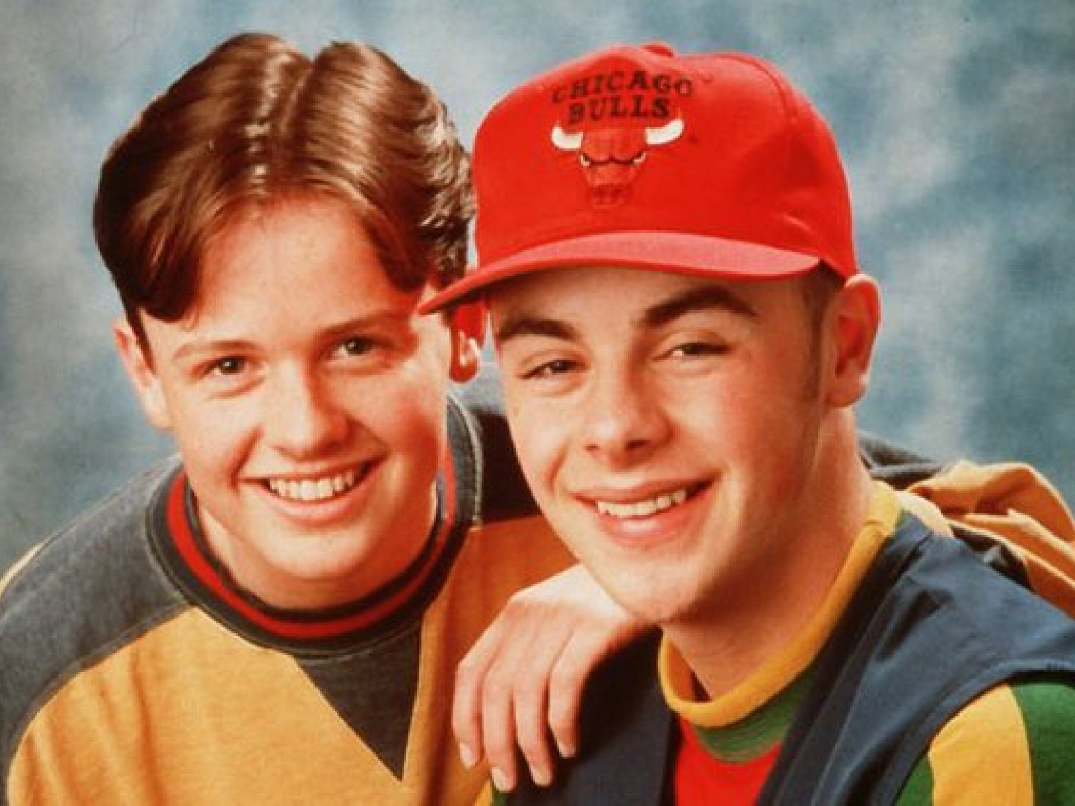 Biography - About - Ant & Dec