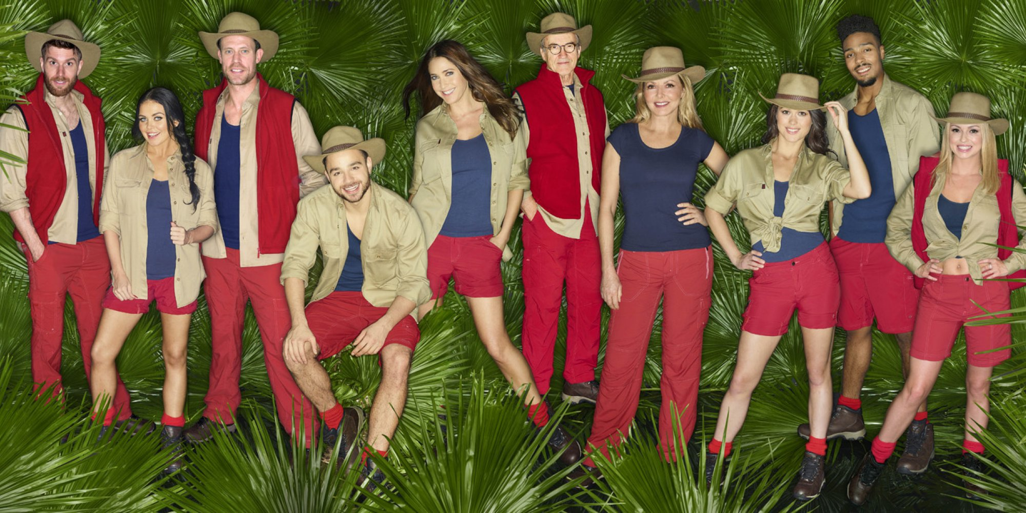 I'm A Celebrity... Get Me Out Of Here! The line-up revealed!