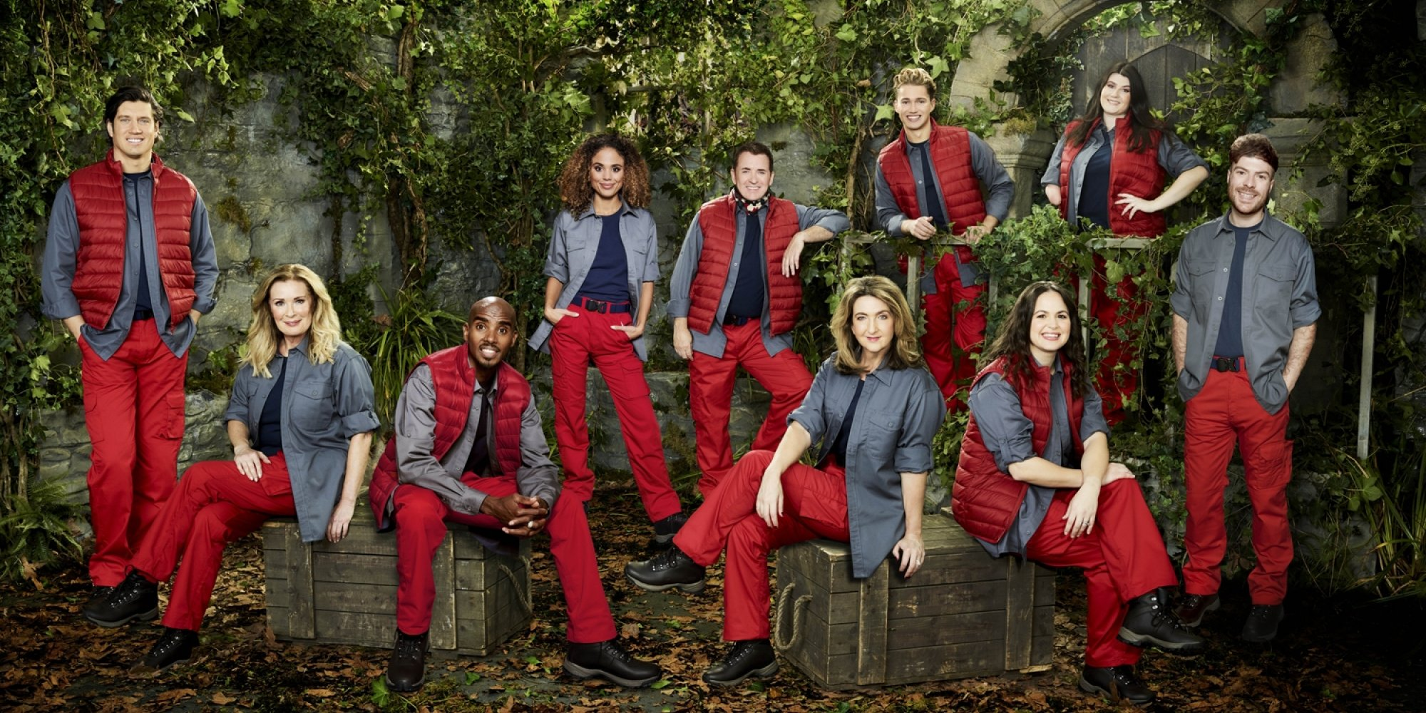 All new I'm A Celebrity...
